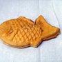鯛焼きは、猫のおやつ…