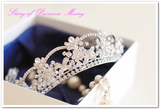 $゚・*・゚*・Story of Princess Merry゚・*・゚*・-tiara1