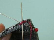 ヒロアミーの日記-ループ縫い方