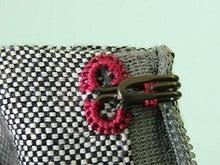 ヒロアミーの日記-スプリングホック縫い方