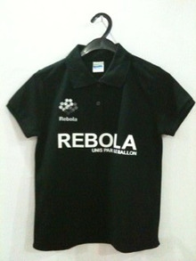 Last More  -斉藤泰一郎 ブログ--Rebola Polo Black