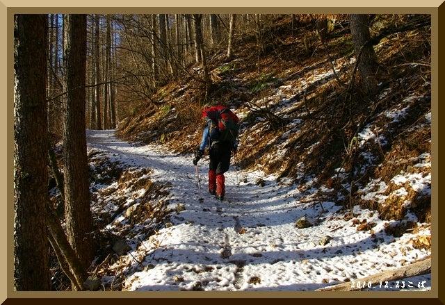 ロフトで綴る山と山スキー-1223_0800