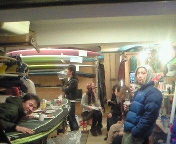東京発~手ぶらで誰でも1からサーフィン!キィオラ サーフスクール&アドベンチャー ブログ-201012262109000.jpg