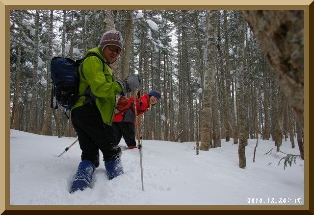 ロフトで綴る山と山スキー-1224_0832
