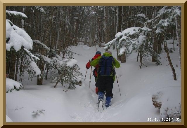 ロフトで綴る山と山スキー-1224_0838