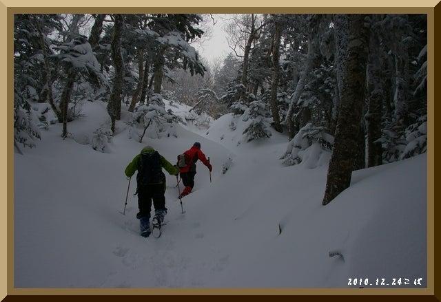 ロフトで綴る山と山スキー-1224_0907