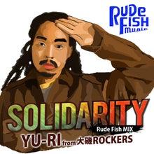 $RUDE FISH MUSIC Blog-YU-RI ジャケ