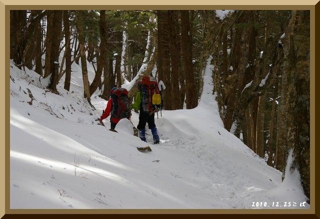 ロフトで綴る山と山スキー-1225_1029