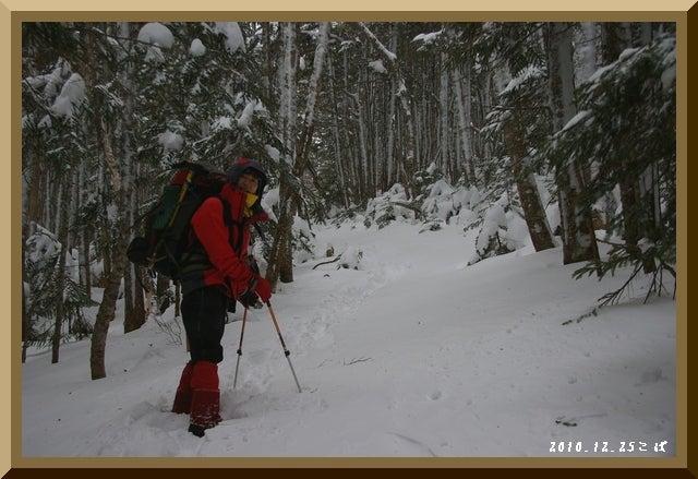 ロフトで綴る山と山スキー-1225_0814