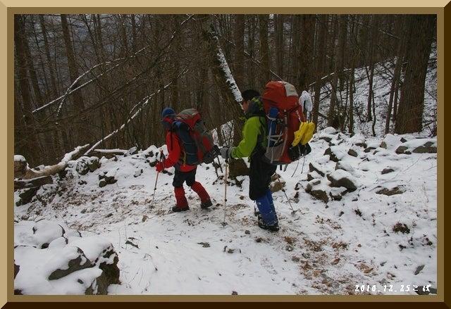 ロフトで綴る山と山スキー-1225_1158