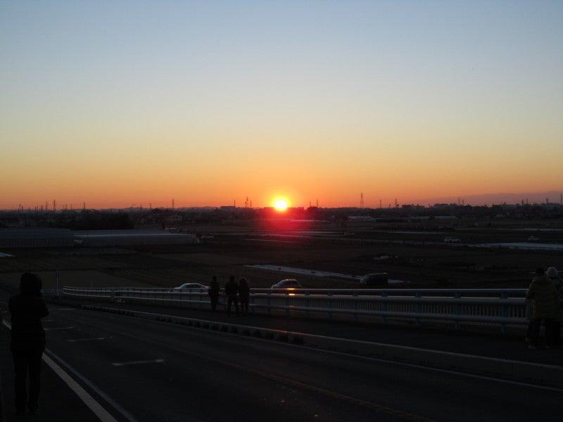 初日の出画像 2011