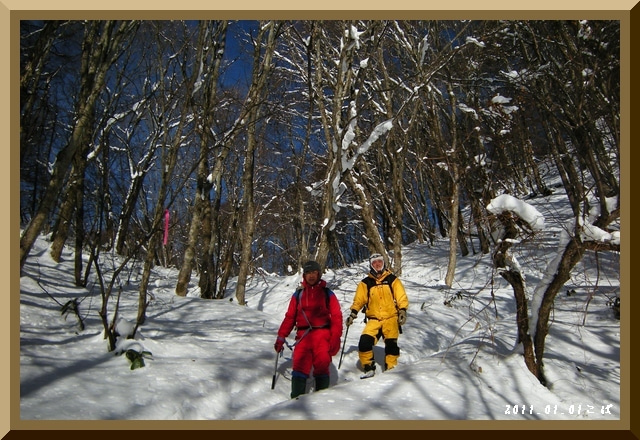 ロフトで綴る山と山スキー-0101_0945