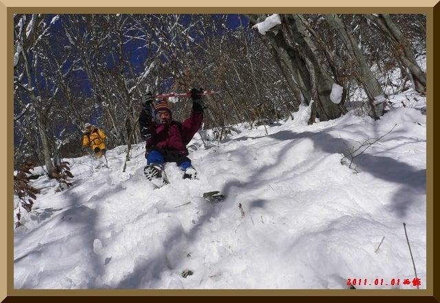 ロフトで綴る山と山スキー-P1050146