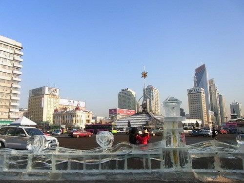 中国大連生活・観光旅行通信**-ハルビン  紅軍街