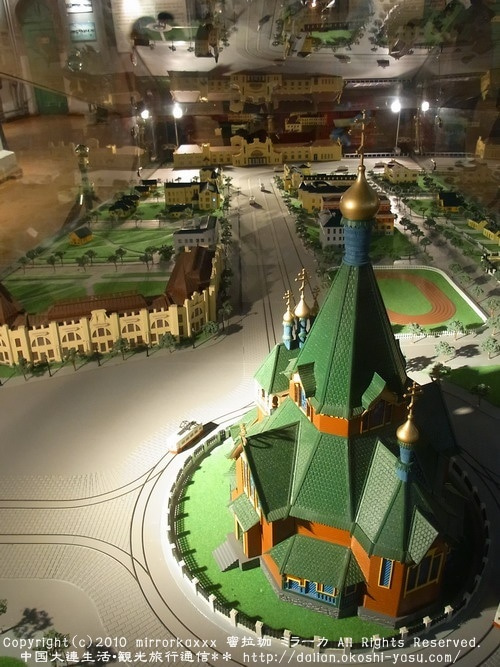 中国大連生活・観光旅行通信**-聖ソフィスカヤ寺院(哈爾濱市建設芸術館)