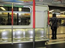 マイワールド-地下鉄