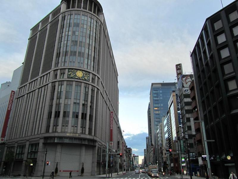 日本橋三越 画像
