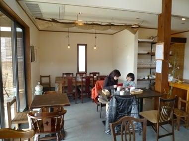 健光住宅日記(那須の不動産屋さん)-ルスティコ店内
