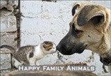 Happy Family Animals