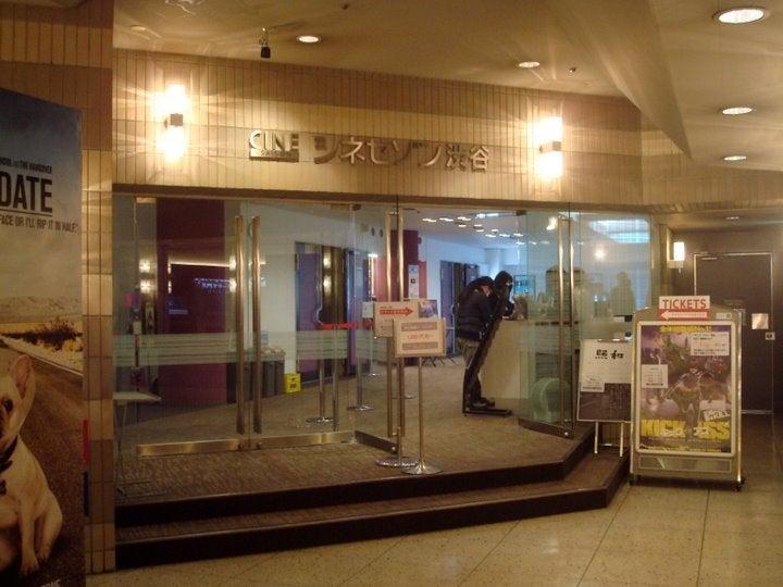 シネセゾン渋谷 | 映画の記憶・・・と記録