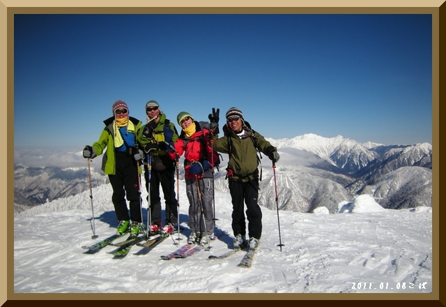 ロフトで綴る山と山スキー-0108_1138