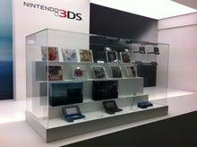 $古ゲー玉国ブログ-3DS展示
