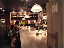 ほのぼの東京カフェ巡り♪-Cafe Mame-Hico(カフェ マメヒコ)渋谷店