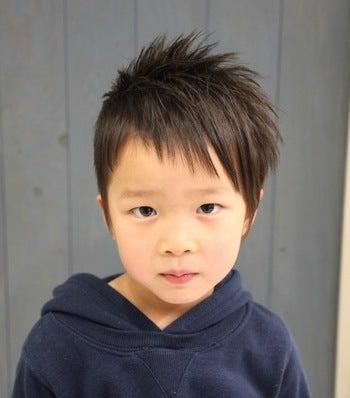 「子供 アシンメトリー」の画像検索結果