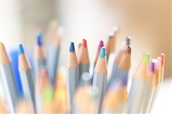 カラー講師・パーソナルカラーリストのためのカラフルクラブ*渋谷-色鉛筆
