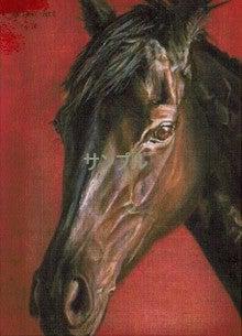 ファンタジー油絵描きErico(エリコ)の動物・ペット肖像画館-ローズバド