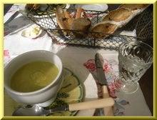 ローフード&マクロビオティックで美味しい生活♪-シェルシェかぶのスープ.jpg