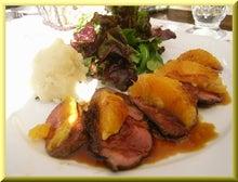 ローフード&マクロビオティックで美味しい生活♪-シェルシェ鴨肉.jpg