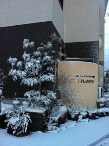 庭とインテリアのデザイン事務所 ジェイプランニングのオフィシャルブログ-大雪 縦