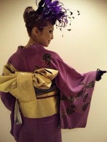 神田 う の 着物