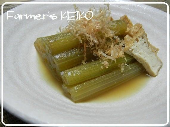 の 葉 の 料理 ふき ふきの葉味噌