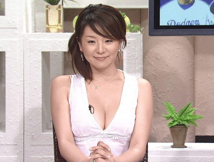 大橋未歩のセクシー画像