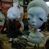 おりん…人形制作も本格始動!の画像