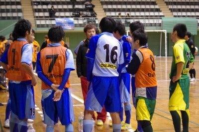 「Futsal Style」の おりブログ。