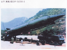 $日本人の進路-中国核ミサイル
