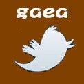 $gaea ~大地の彩~-ツイッターロゴ