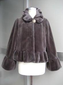 大木毛皮店工場長の毛皮修理リフォーム-ミンクのコートのリフォーム