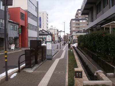 市民が見つける金沢再発見-中町通り