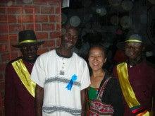 たまザンビアで走る!!!-2010バンド幹部