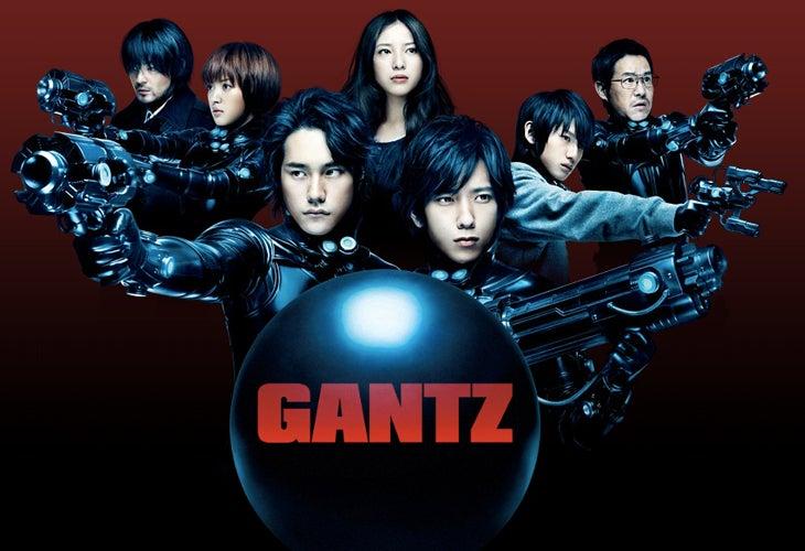 映画 実写 GANTZ 二宮和也 松山ケンイチ 山田孝之 吉高由里子