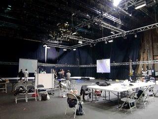 $「コジブロ」コナミ小島プロダクション公式ウェブログPowered by Ameba-スタジオ風景