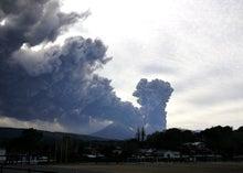 宮崎県繁殖農家のブログ-新燃岳2