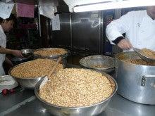 オーベルジュスタッフの高原便り-大豆