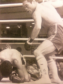 ボクシング&ロック野郎    higege91の夜明けはまだか?-110129_001016.jpg