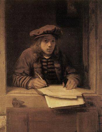 REMOVE-Samuel van Hoogstraten, 1644