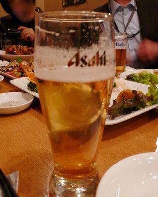 椿の『B級ご当地グルメ保存委員会』-ビール